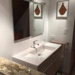 Vanity sink remodel arlington heights